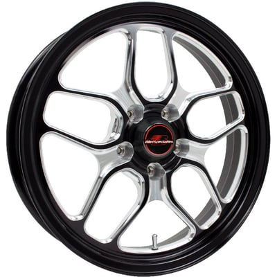 Win Lite 17x4.5 1-Pc. Front Wheel
