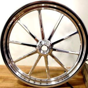 10-Spoke 17x2.2 Dragster front