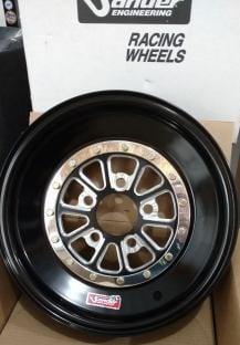 Goodyear Racing Tires >> 752 Series 15x4 5-Lug Front Wheels