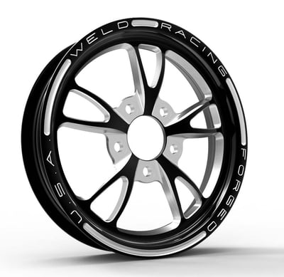 Full Throttle 5-LUG Front Wheel