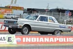 Russ Berens 1967 Plymouth Belvedere NSS Weld RTS wheels and Hoosier 30/9 Radials  9.65@135MPH